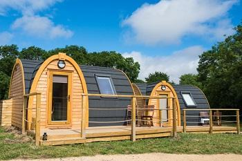 Camping pods for sale UK